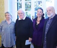 """Premio Lerici Pea  """"alla Carriera"""" a Milo De Angelis"""