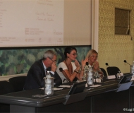 Premio alla Carriera a: Agi Mishol (Israele), Amel Moussa (Tunisia) e Gabriella Sica (Italia)