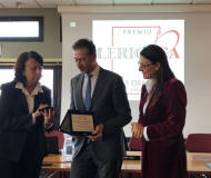 Premio Liguri nel Mondo a Giuseppe Scognamiglio